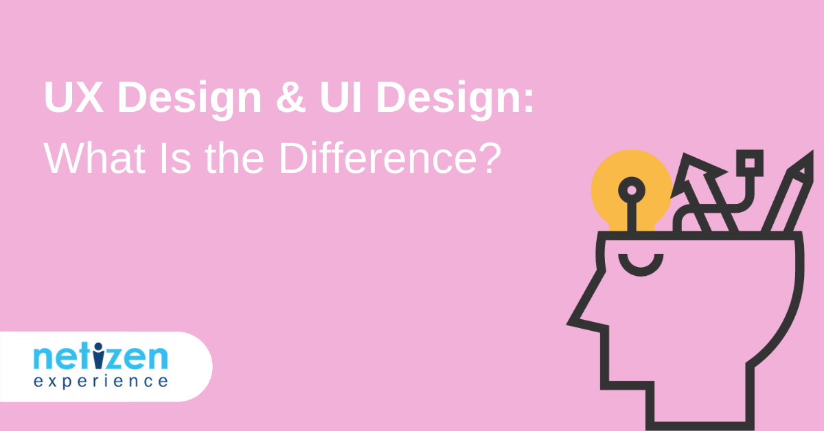 UX Design and UI Design – What Is the Difference?