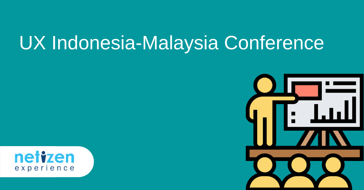 UX Indonesia-Malaysia Conference