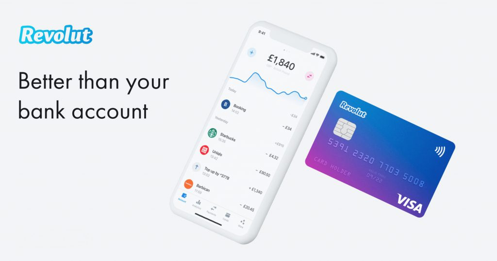 Revolut - Money Transfer