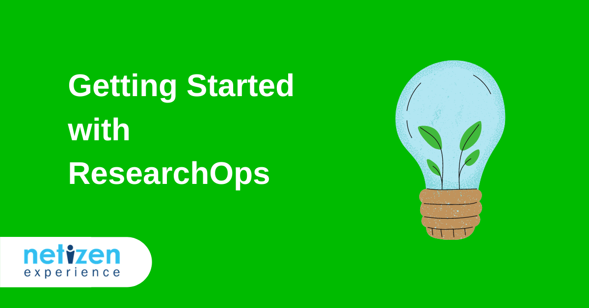 Getting Started with ResearchOps